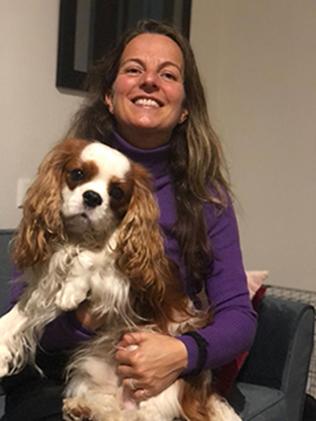 Floortje Janssen, Reconnective Healing